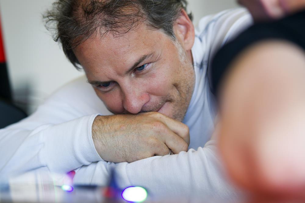 Jacques Villeneuve, son of 1997 F1 World Champion Jacques Villeneuve