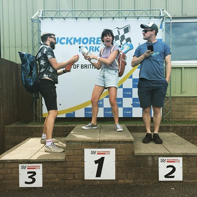 Hipster wankers who liked podiums before they were cool