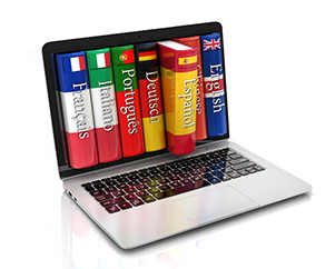 e-learning - learning languages online