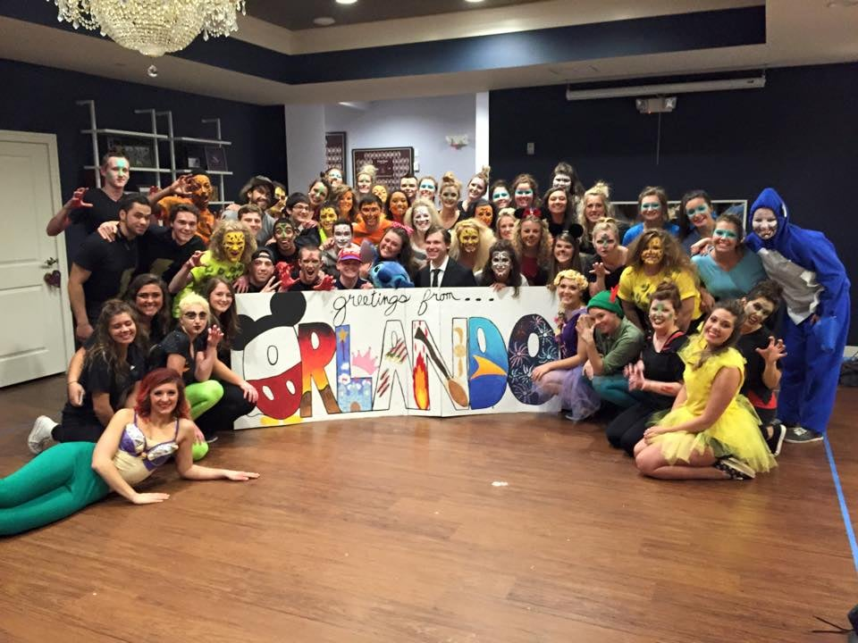 Greek Week Lip Sync Champions - 2015