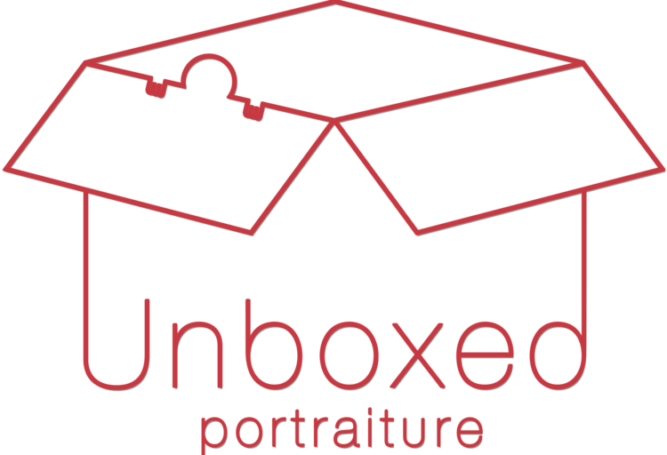 unboxed portraiture