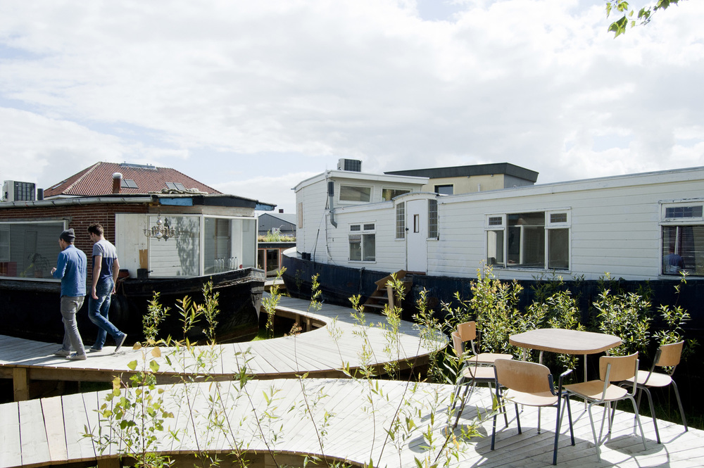 De Ceuvel: How a polluted brownfield site became THE creative and circular hotspot of Amsterdam