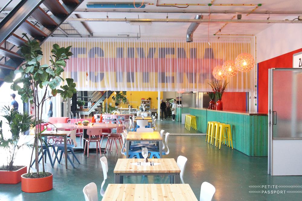 FC HYENA: bioscoop, wijnbar &petit restaurant waar je drankjes en eten mag meenmenen in de zaal