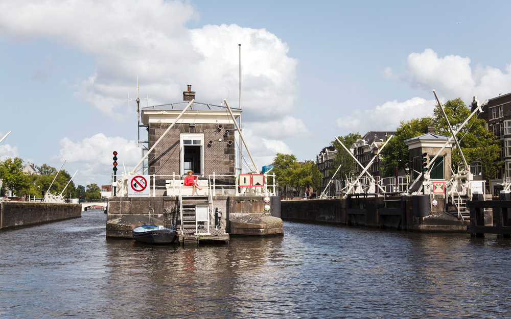 SWEETS hotel: 28 iconic bridge houses transformed into independent hotel suites on Amsterdam's canals