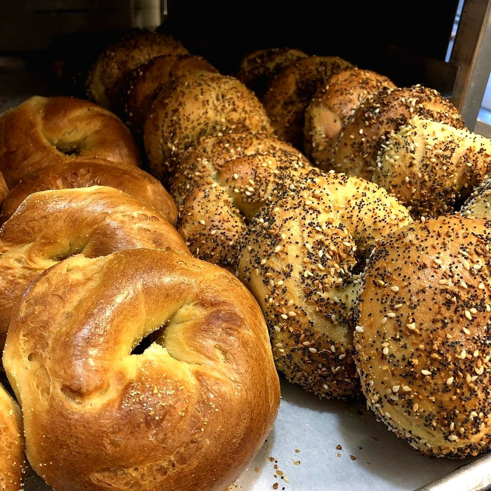 - Philly Style Bagels