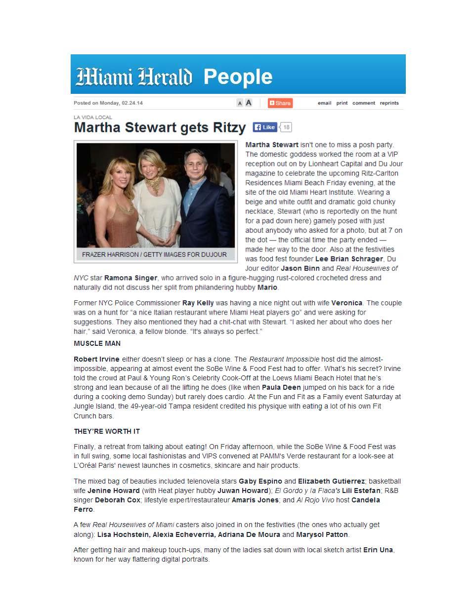 MiamiHerald.com - Martha Stewart gets Ritzy - 2.24.2014_Page_1.jpg