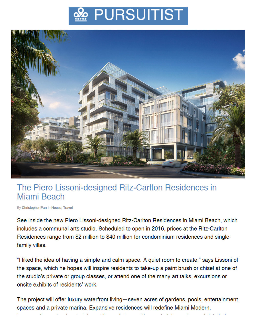 Pursuitist - The Piero Lissoni-designed Ritz-Carlton Residences in Miami Beach - 6.14.15_Page_1.jpg