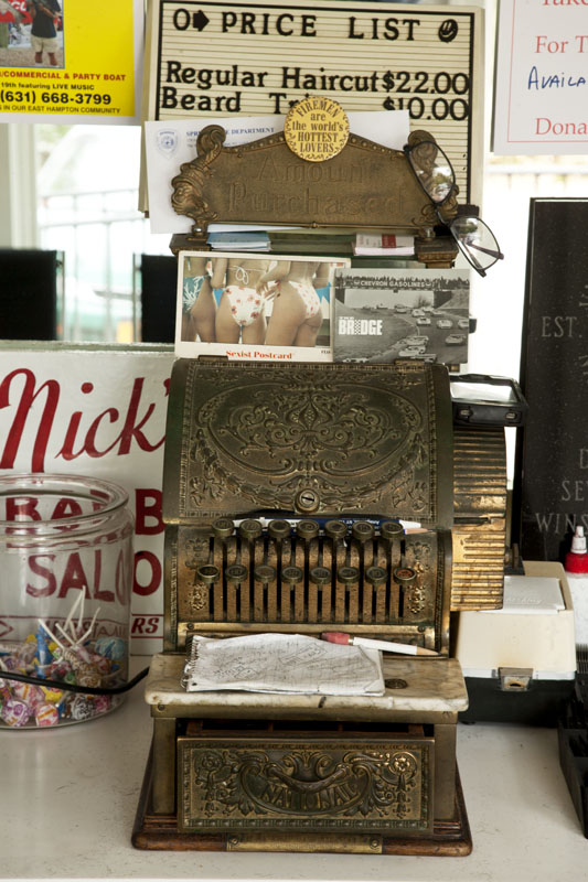 Vinnie & Nick's Barber Shop
