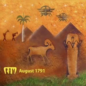 RAM - August 1791