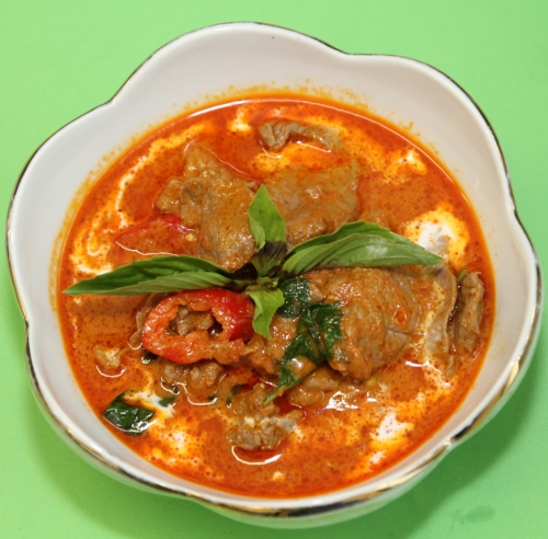 Panaeng Curry