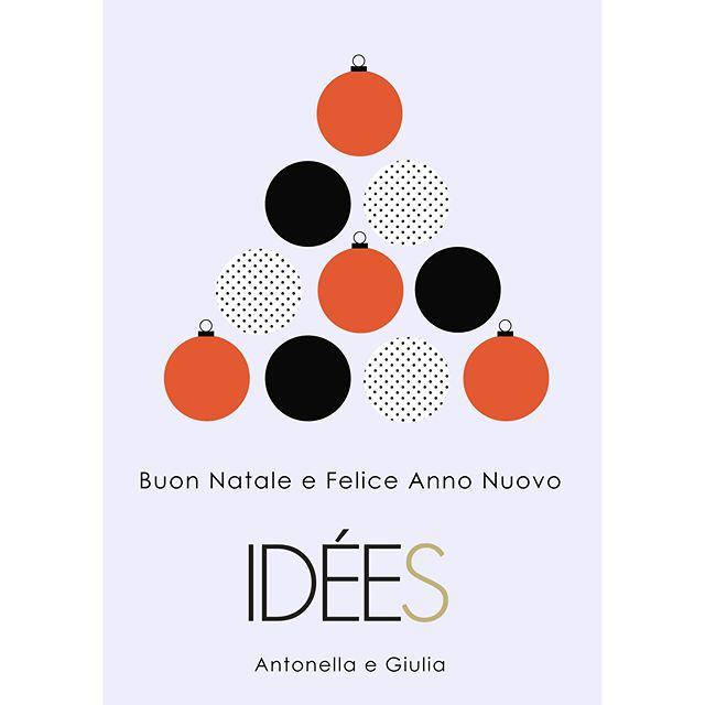 Studio Idées | Buone Feste 🎄 #natale2018 #holidays #christmas #xmas