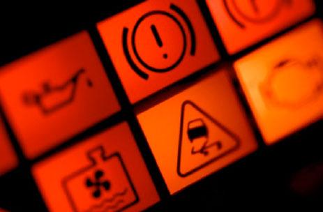 osteopathie en waarschuwings-lampjes