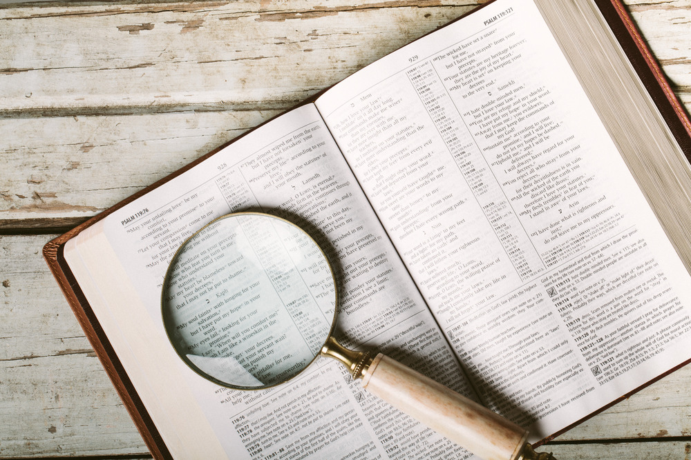righteousness of man bible research Introduction the righteousness of god  life to show he was a man who loved righteousness and many of his bible study series for use by the.