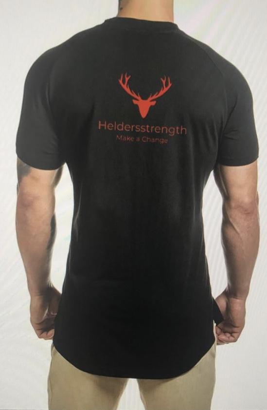Male top Back side