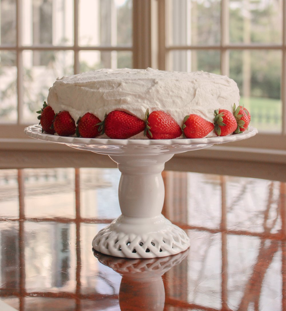 """Voilà! 9"""" Strawberry Shortcake…"""