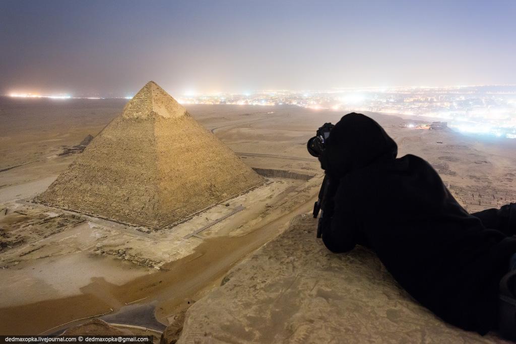 Kairo och Giza, av dedmaxopka på livejournal