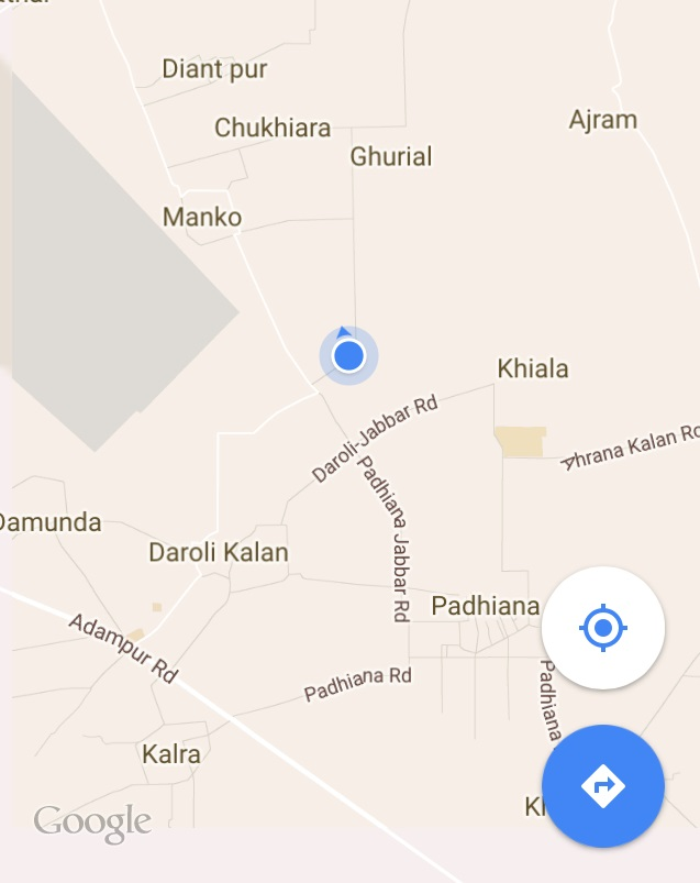 Ghurail and Daroli Kalan- the villages of my paternal grand parents