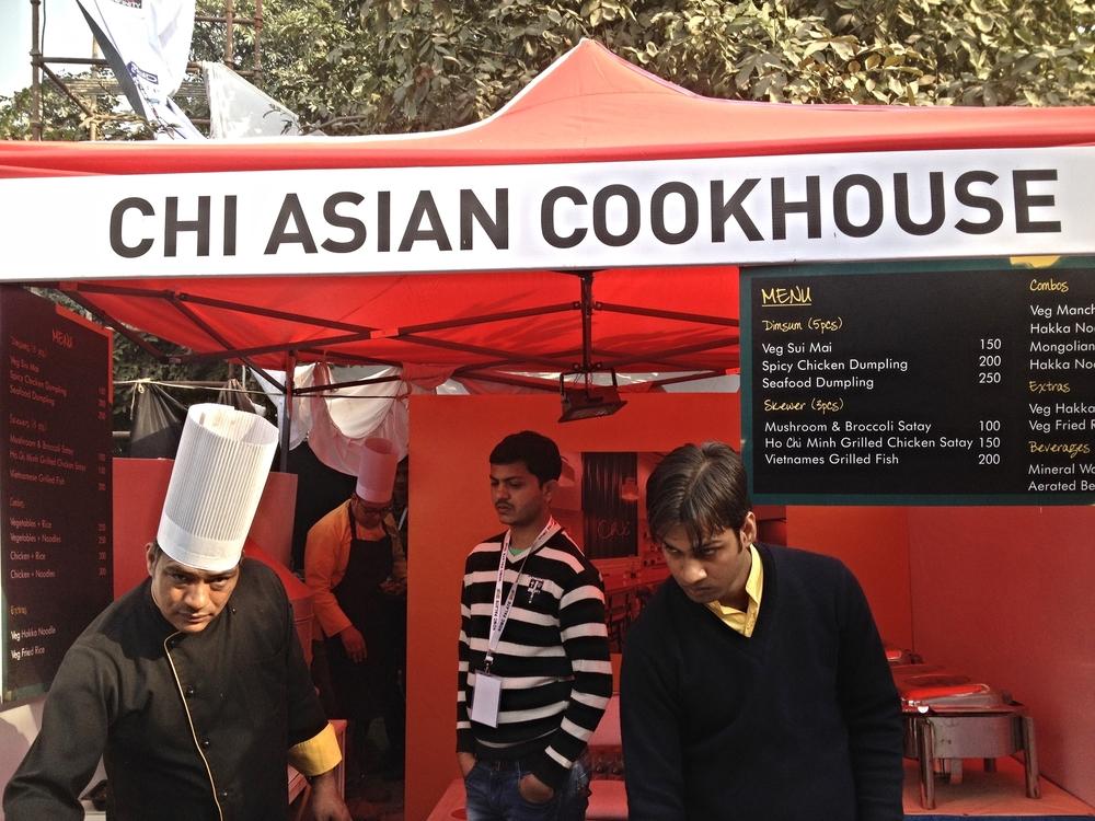 Chi Ashian Cook House