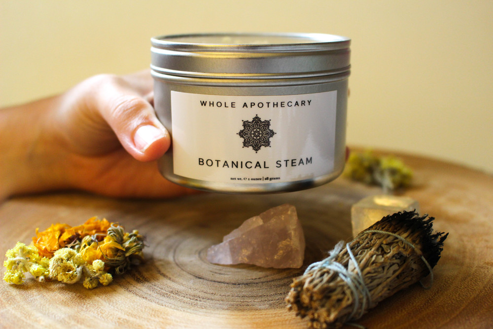 Face Steaming Benefits and Tips | wholeapothecary.com