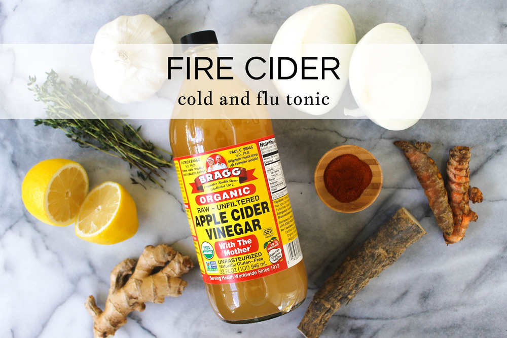 Fire Cider: Folk Remedy and Cold + Flu Tonic | wholeapothecary.com