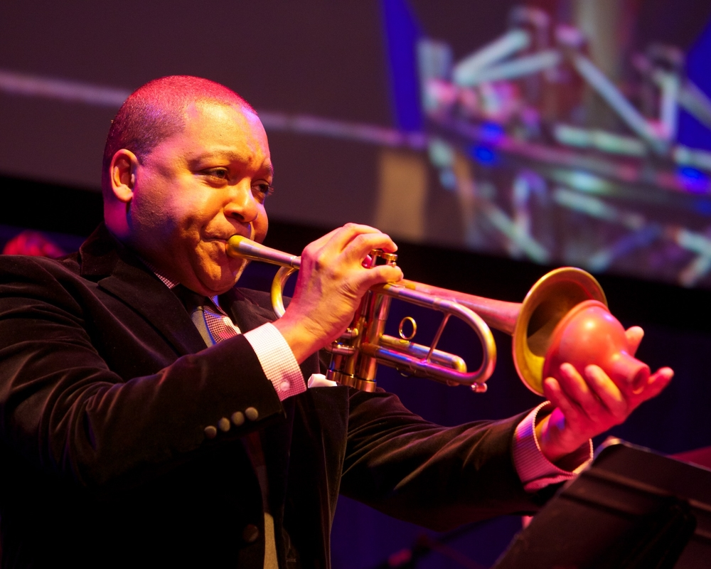 Wynton Marsalis performs at the 2012 UNICEF Snowflake Ball ©2012 Julie Skarratt Photography, Inc./U.S. Fund for UNICEF