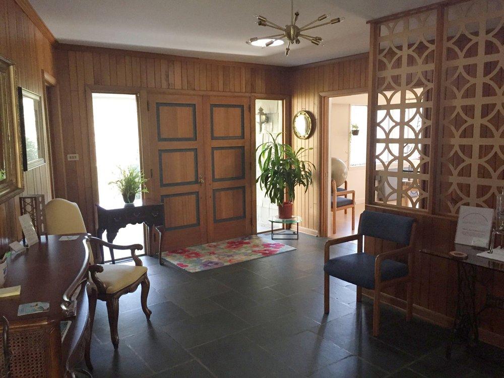 Waynesville Pilates Home Studio, Foyer/Entrance