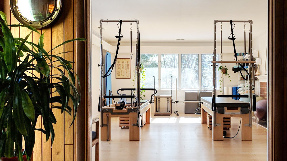 Waynesville Pilates Home Studio Entrance