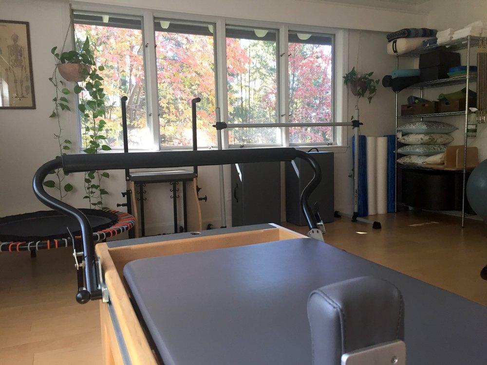 Waynesville Pilates Home Studio