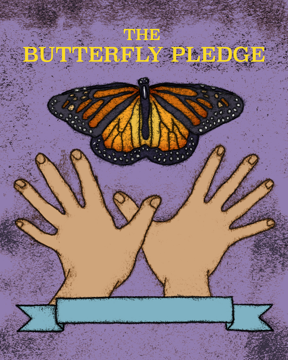 The Butterfly Pledge book cover