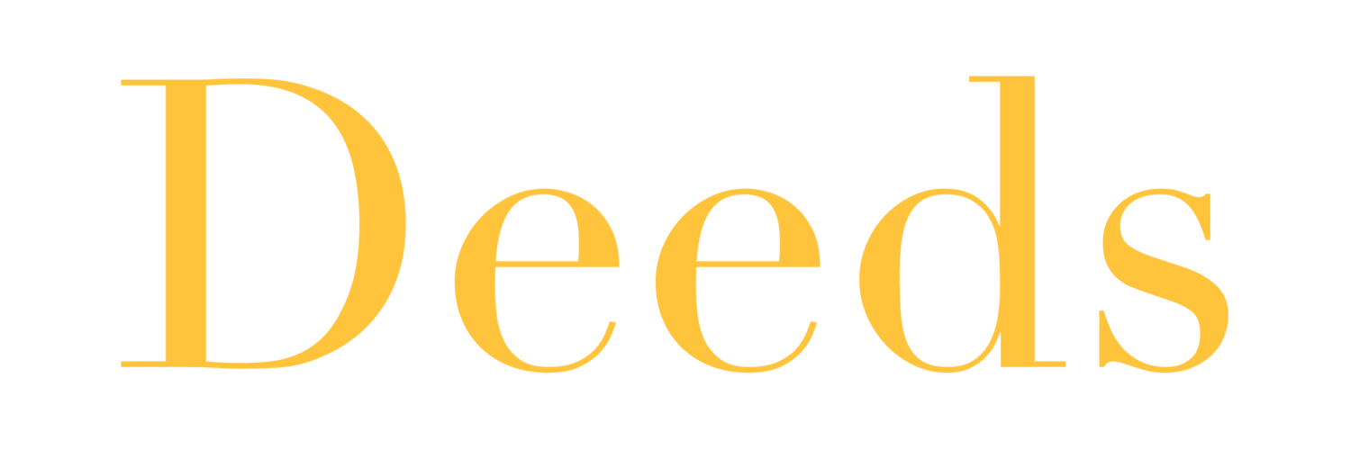 DEEDS PUBLISHING