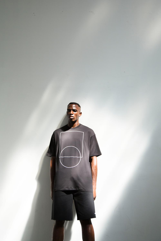 Oversized black t shirt - In The Zone Oversized T Shirt