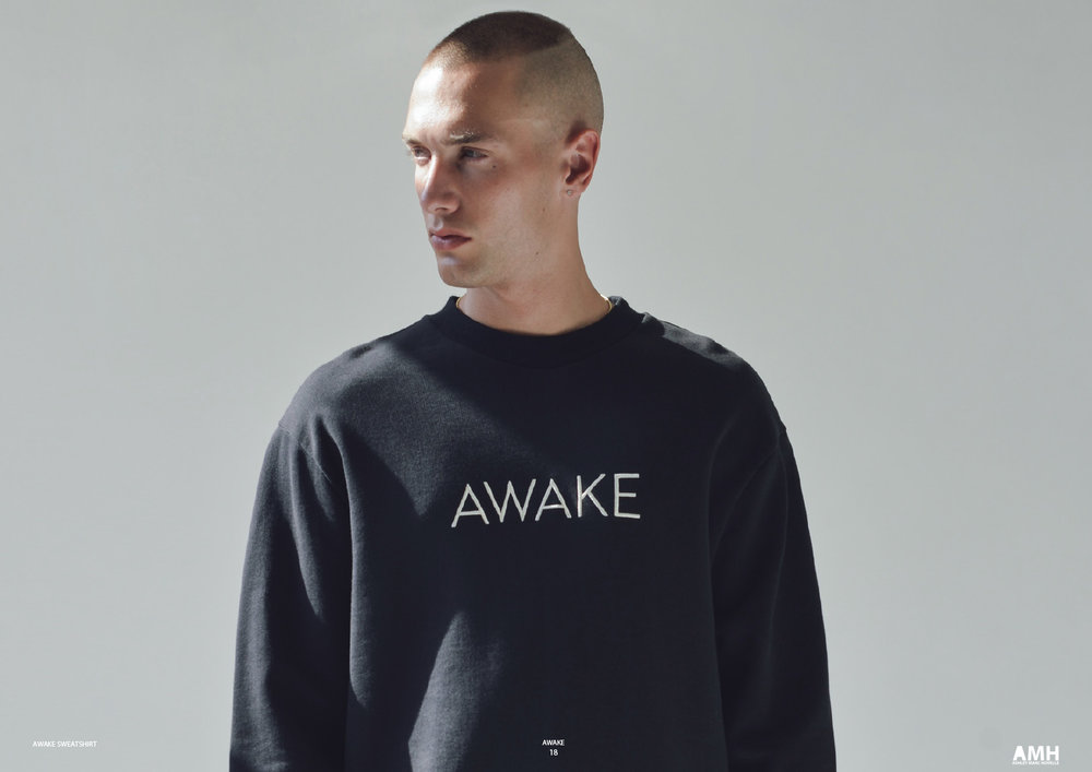 Ashley Marc Hovelle - SS17 awake