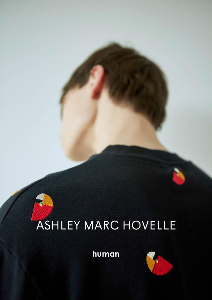 Ashley Marc Hovelle Human