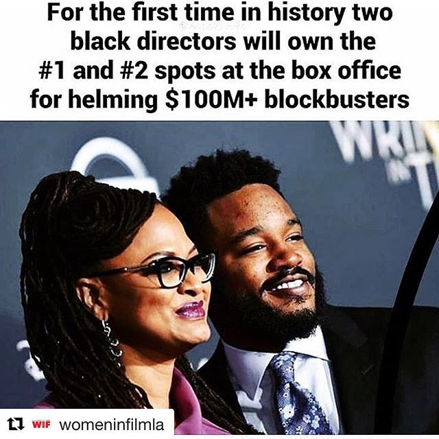 Yes!!! Repost: @womeninfilmla #evolution