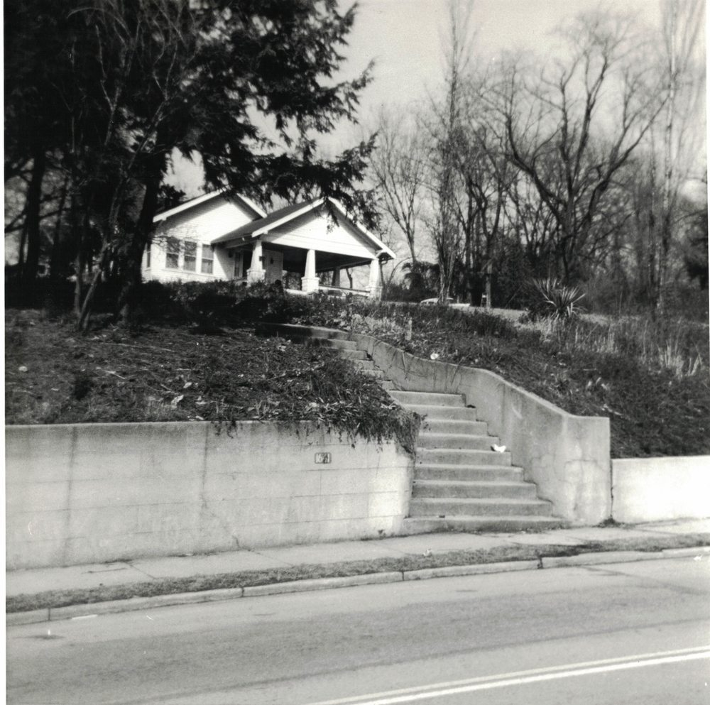 1649 Dandridge Ave. as it appeared ca. 1950.