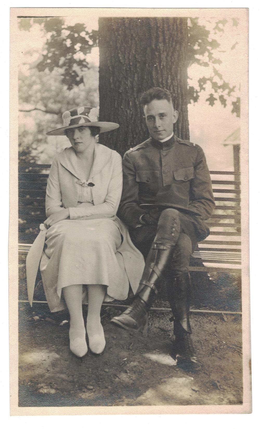Evelyn Hazen & Ralph Scharringhaus