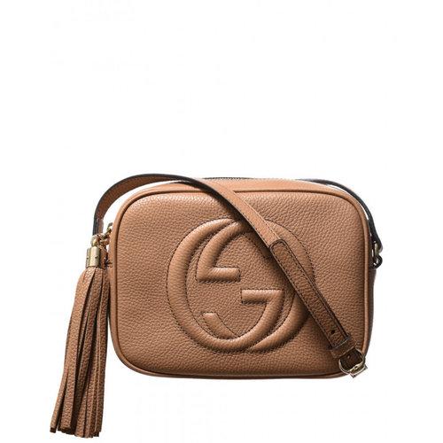 29390a516bfb Gucci Disco Bag Tan — FashionVocal