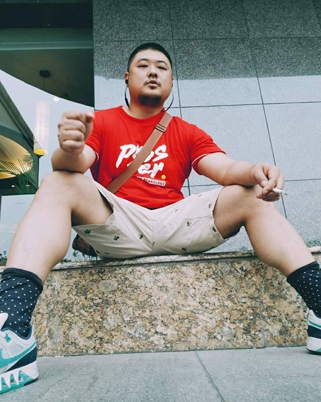 Hey! Haven't you geared up for summer yet? Try our BEAROLOGY Prosper Red tee and see where it takes you.  Grab yours at www.bearology.asia/product/bearology-prosper-red