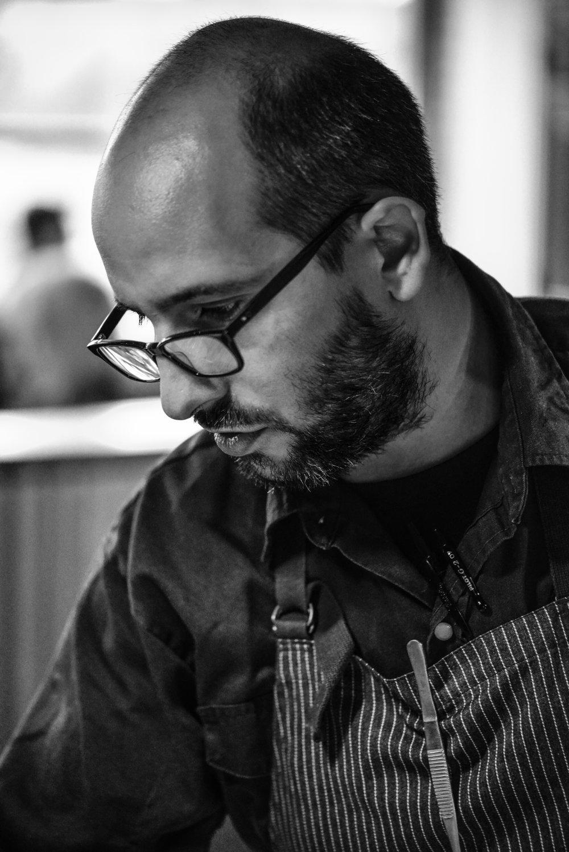 Chef David Goody