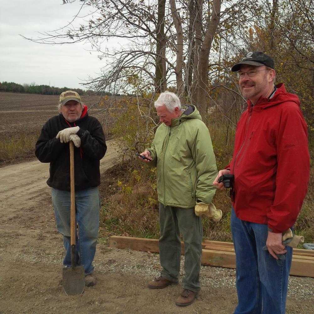 Paul VanderMolen, Doug and Steven Gross