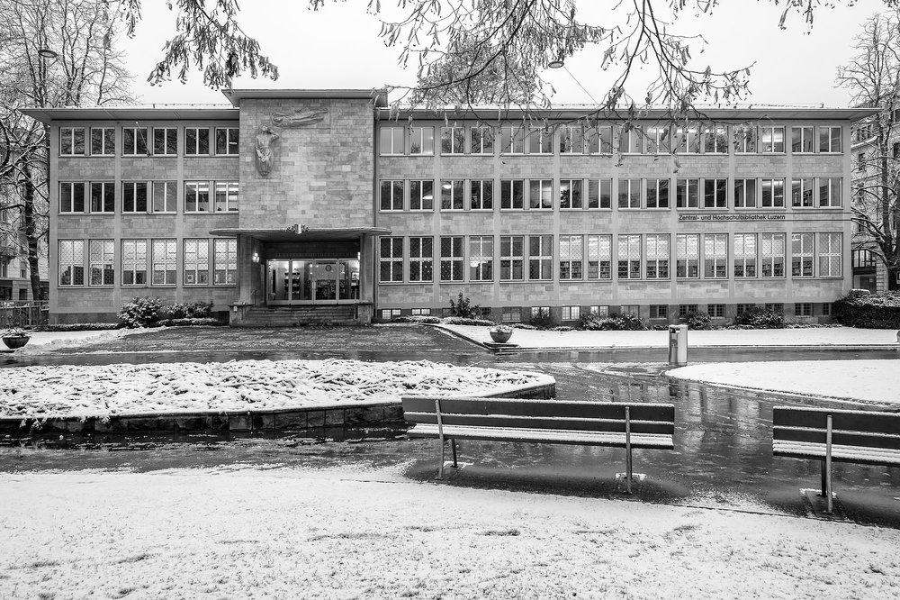 Luzern Zentral- und Hochschulbibliothek