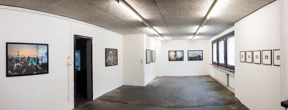 Einzelausstellung   Galerie Tatort Bernstrasse Luzern