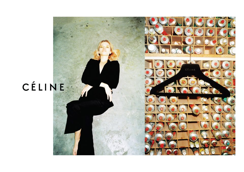 Celine Advertorial