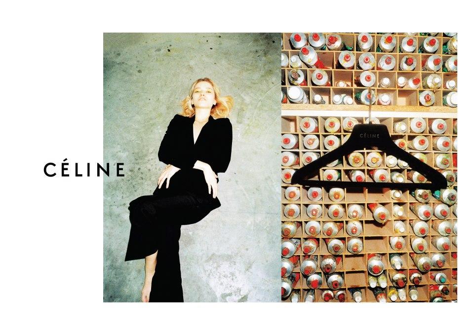 Celine Advertorial