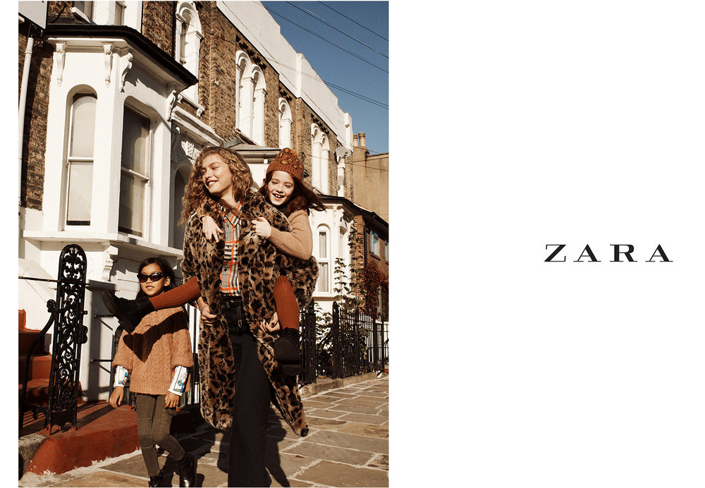 ZARA KIDS - Animal Prints