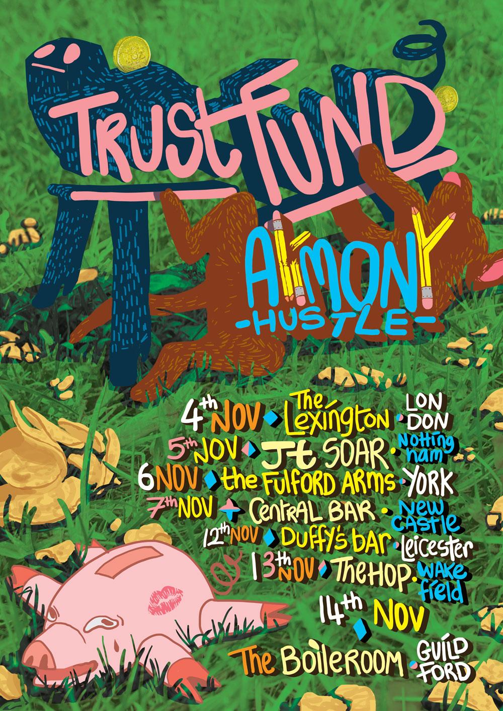 Tour Poster Design / 2015