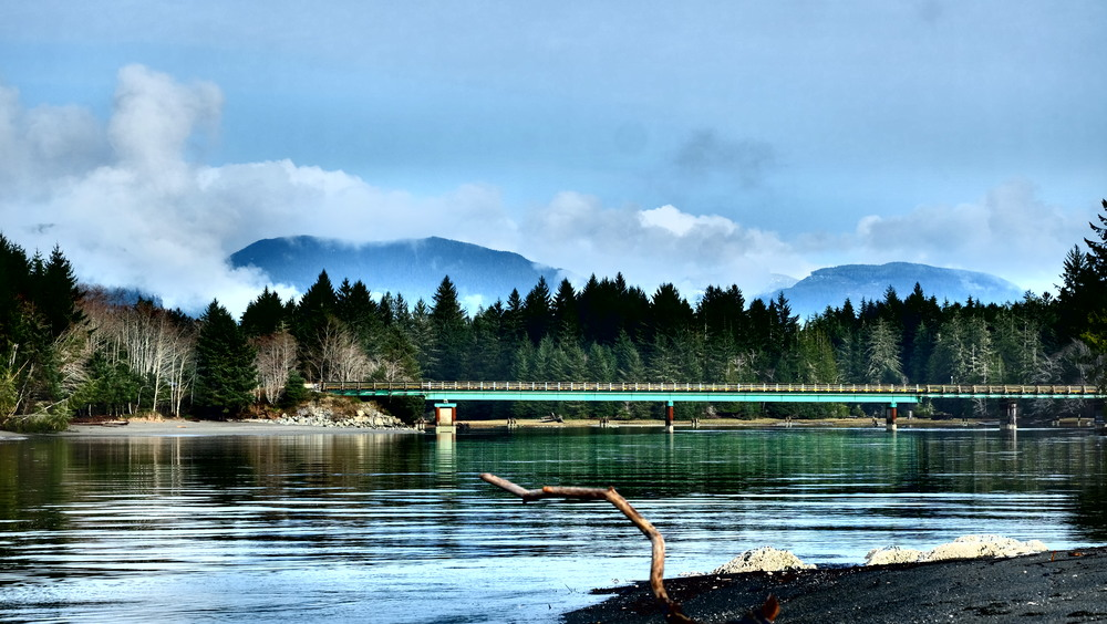 Port Renfrew Bridge | Photo: Scott H.
