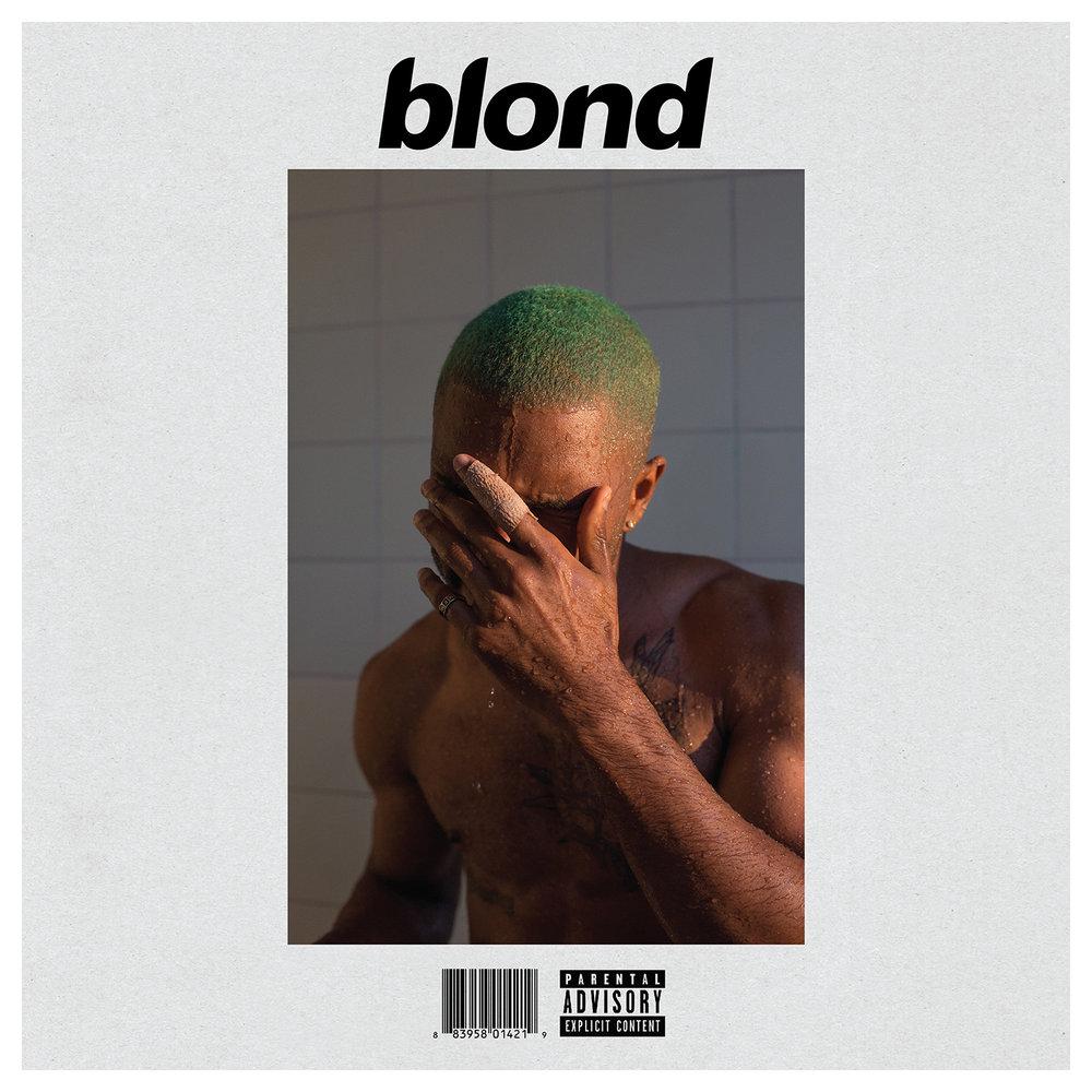 Frank Ocean - Blonde