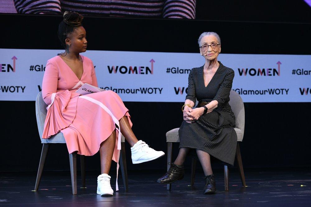 Source: Glamour.com  Photo: CRAIG BARRITT