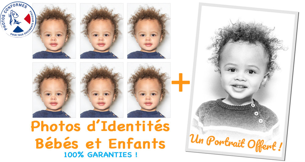 Copy of photos identités enfant, bébé à grenoble